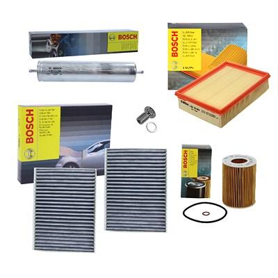 bosch inspektionspaket filtersatz set b atp autoteile. Black Bedroom Furniture Sets. Home Design Ideas