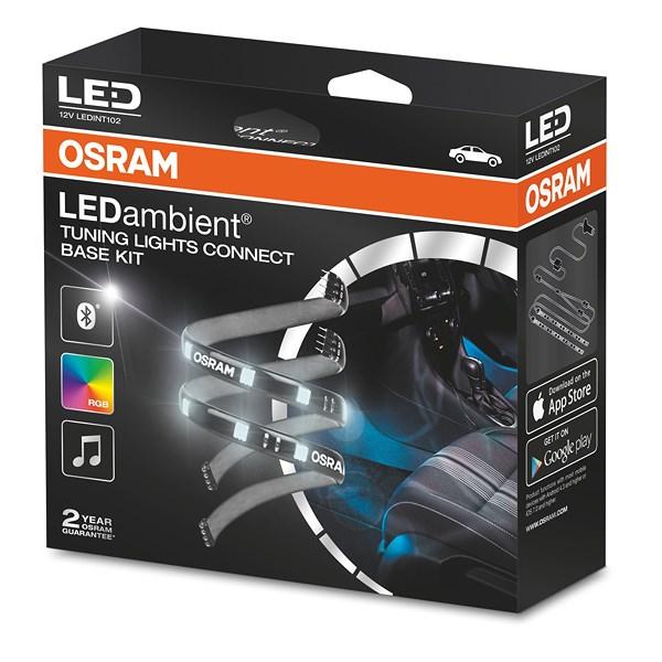 osram ledambient tuning lights connect basis kit atp. Black Bedroom Furniture Sets. Home Design Ideas