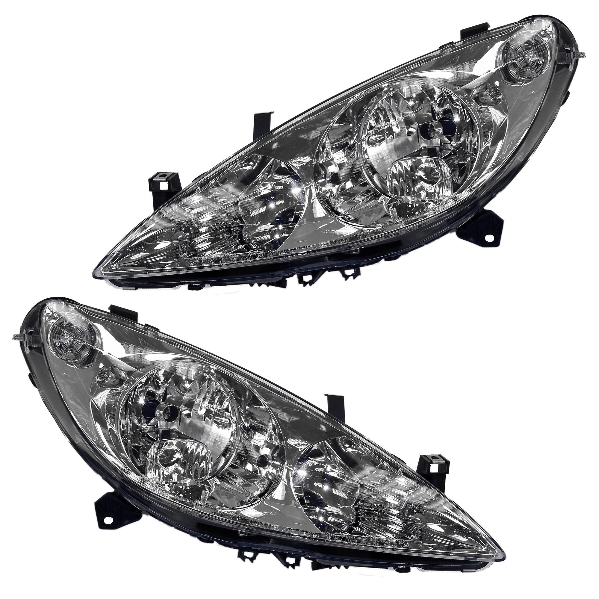 2x Scheinwerfer H7// H7 Typ VALEO mit Stellmotor links rechts,