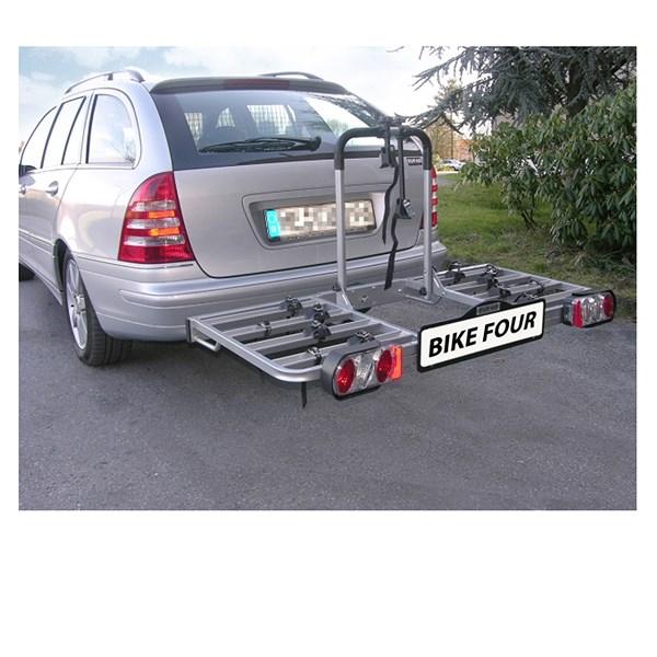 eufab bike four fahrradtr ger ahk textilspanngurte atp. Black Bedroom Furniture Sets. Home Design Ideas