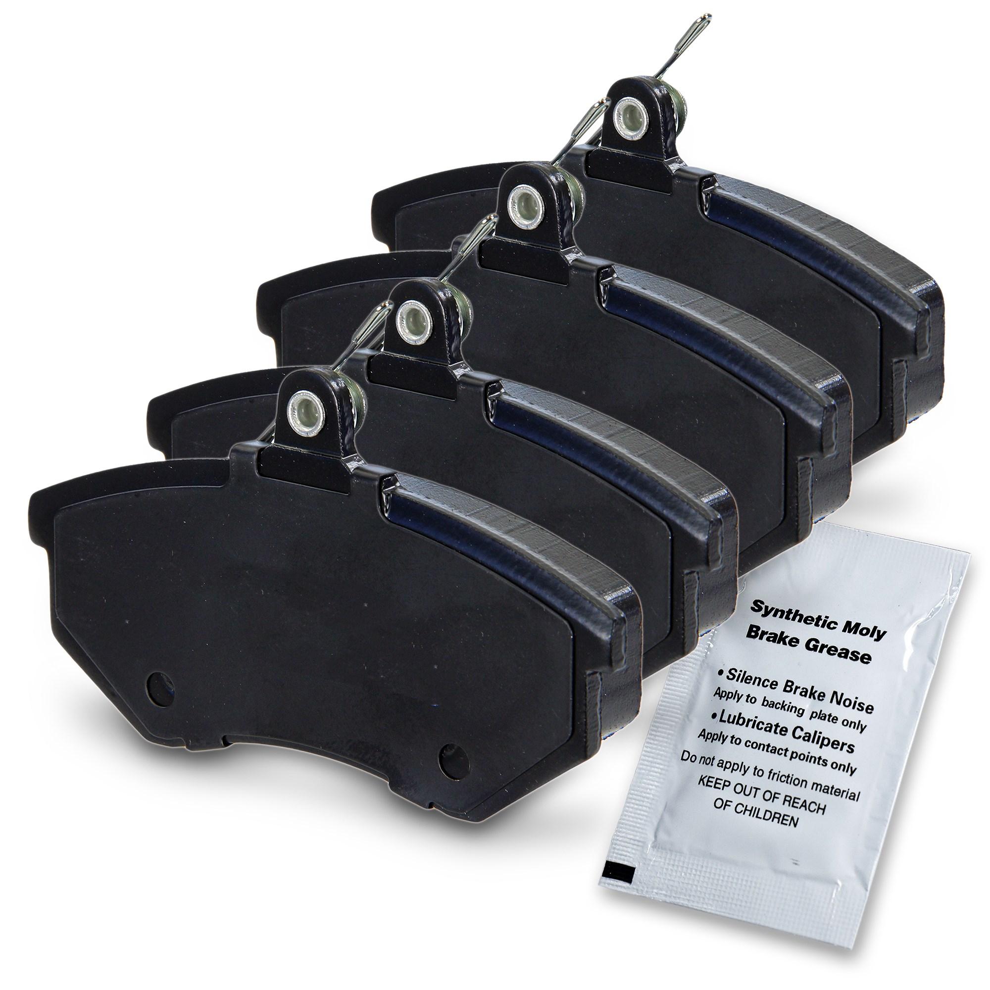 Scheibenbremse 4-teilig Brembo P 85 026 Bremsbelagsatz