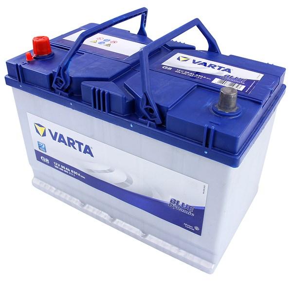 varta blue dynamic starterbatterie 95ah 830 a g8 atp. Black Bedroom Furniture Sets. Home Design Ideas