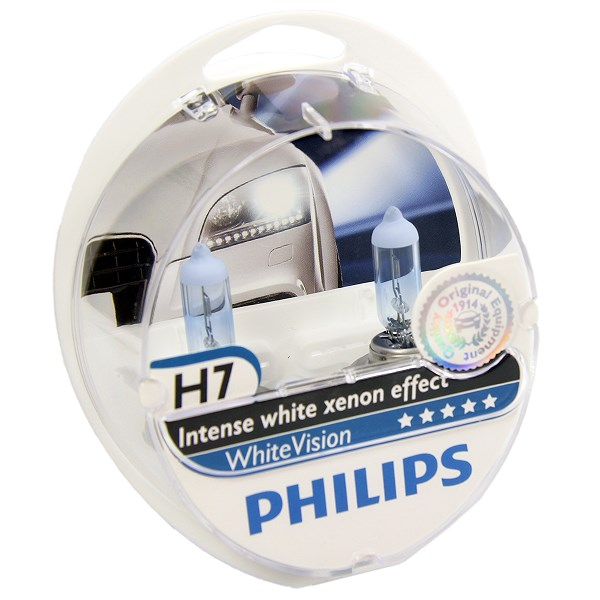 philips white vision h7 atp autoteile. Black Bedroom Furniture Sets. Home Design Ideas