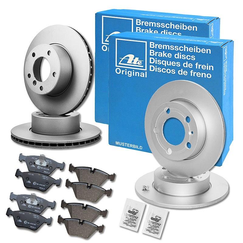 Original ATE Bremsscheiben 300mm belüftet Vorderachse für BMW
