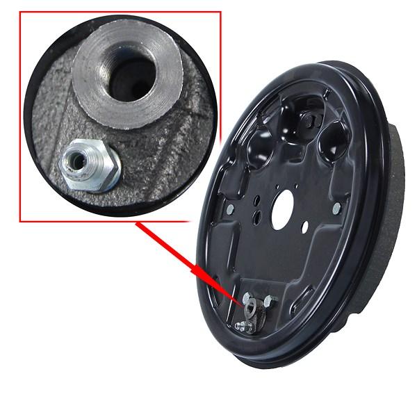 Autoparts-Online Set 60000026 Bremsbacken Trommelbremse hinten