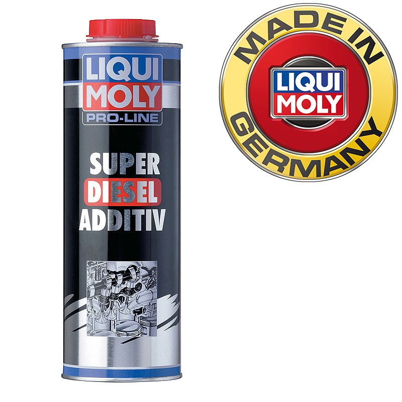 liqui moly 1 l pro line super diesel additiv atp autoteile. Black Bedroom Furniture Sets. Home Design Ideas