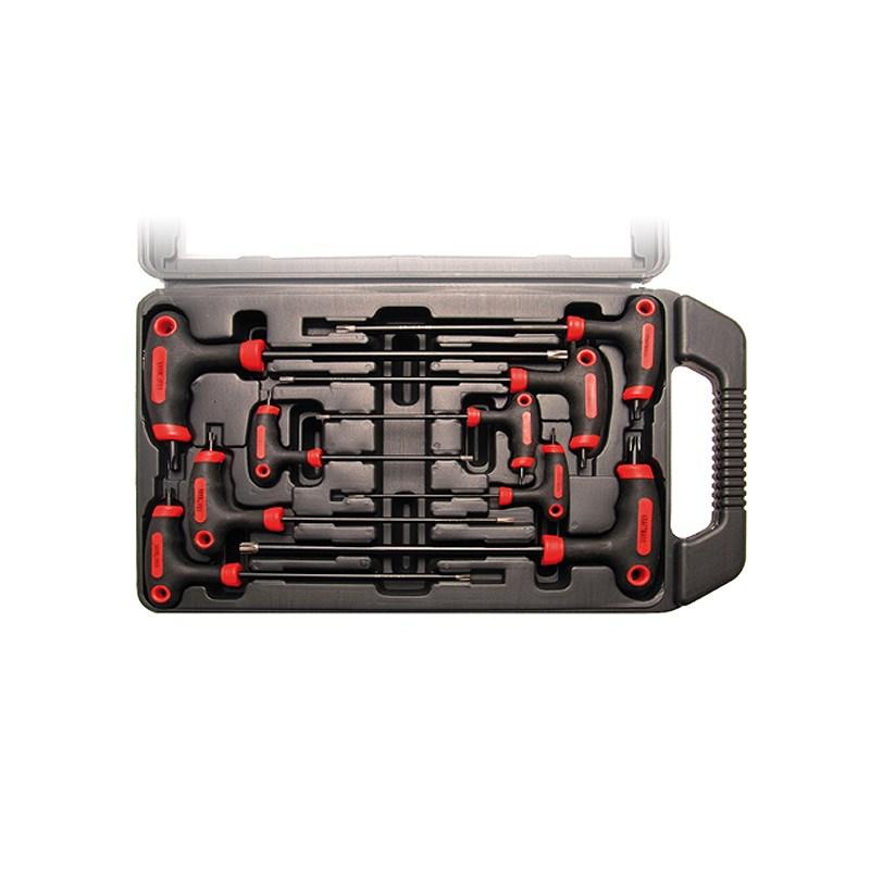 kraftmann t griff schl ssel satz 9 tlg atp autoteile. Black Bedroom Furniture Sets. Home Design Ideas