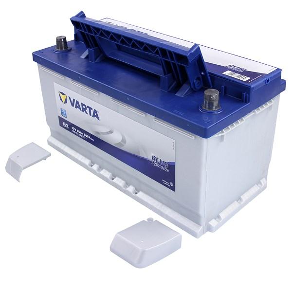 varta blue dynamic starterbatterie 95ah 800 a g3 atp. Black Bedroom Furniture Sets. Home Design Ideas