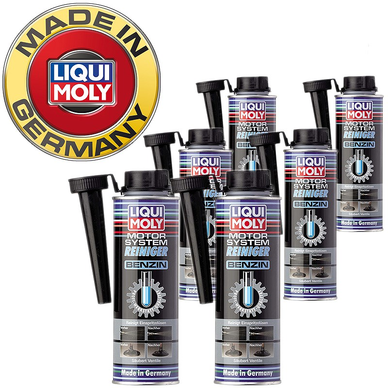liqui moly 6x 300ml motor system reiniger benzin atp. Black Bedroom Furniture Sets. Home Design Ideas
