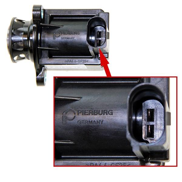 pierburg schubumluftventil turbolader atp autoteile. Black Bedroom Furniture Sets. Home Design Ideas