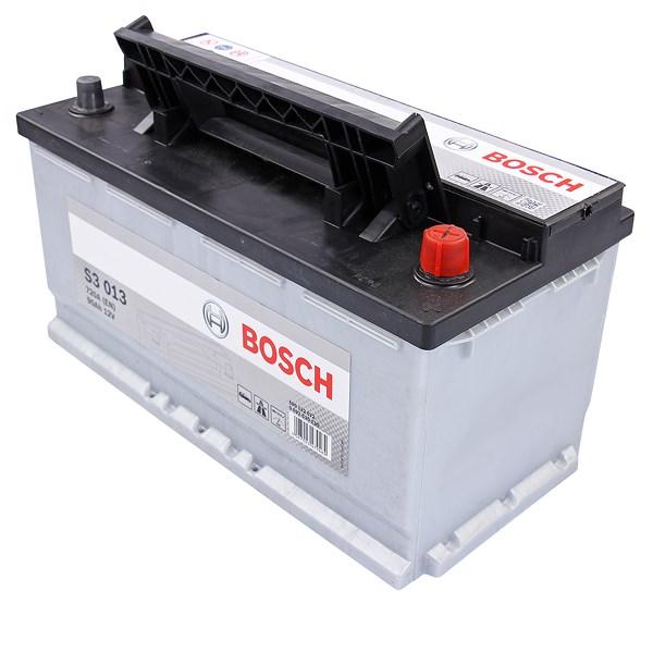 bosch starterbatterie s3 013 90ah 720a 12v atp autoteile. Black Bedroom Furniture Sets. Home Design Ideas