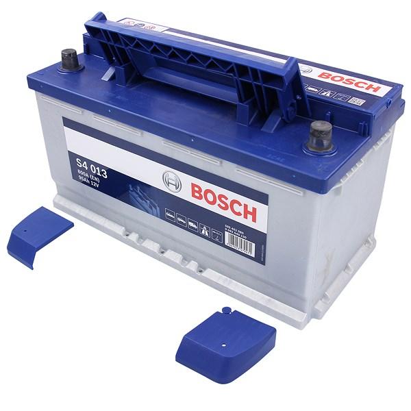 bosch starterbatterie s4 013 95ah 800a 12v atp autoteile. Black Bedroom Furniture Sets. Home Design Ideas