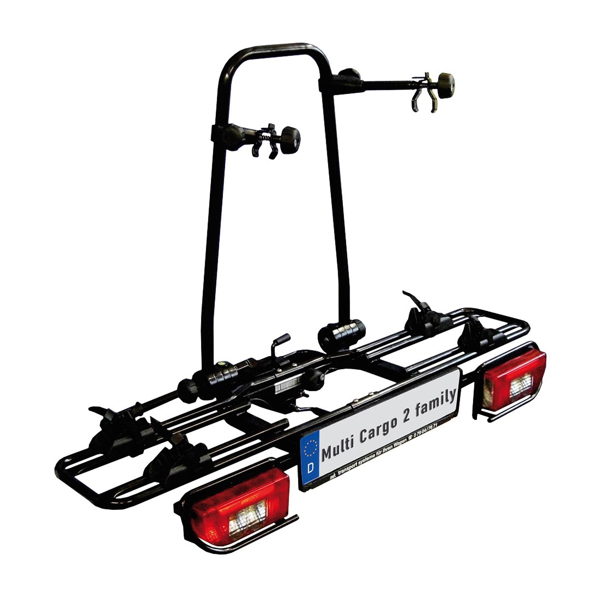 mft multi cargo 2 family fahrradtr ger ahk. Black Bedroom Furniture Sets. Home Design Ideas