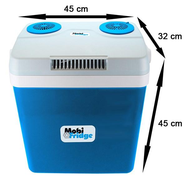 mobifridge elektro k hlbox 12v 220v 32 liter atp autoteile